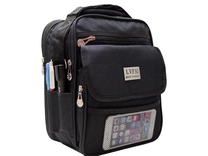 602745f5865b6 Vielseitiges Messenger Bag Hochformat Trage Schulter Umhänge Kurier Tasche  XL