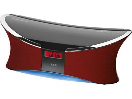 AEG Bluetooth Sound System BSS 4803 Rot