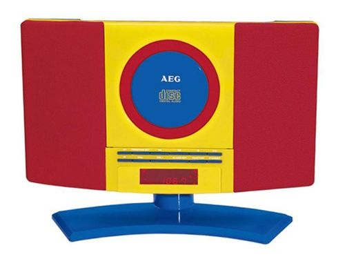 AEG Musik-Center MC 4464 CD/MP3 Kids Line