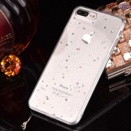 IPHONE 6 / 6S Sterne Handyhülle Transparent Case Tpu Cover